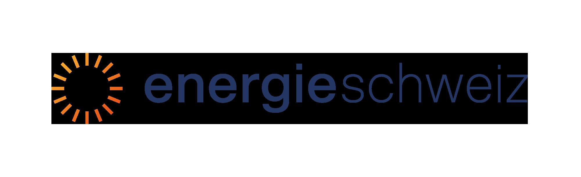Logo energie schweiz